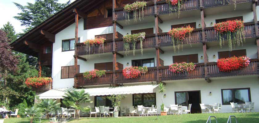 Salgart Hotel, Merano, Italy - Exterior.jpg